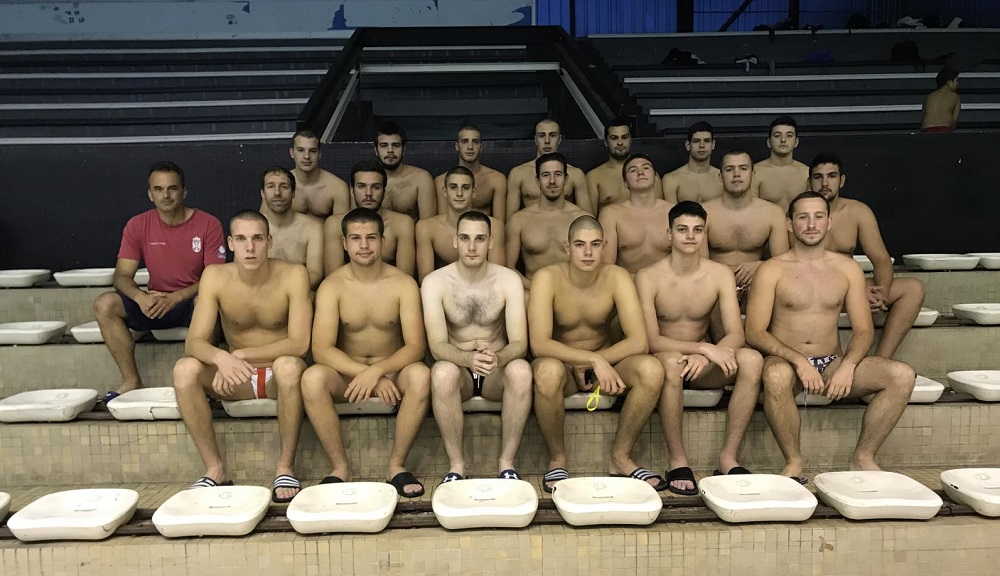 Vaterpolo klub Stari Grad - Ekipa 2020/2021